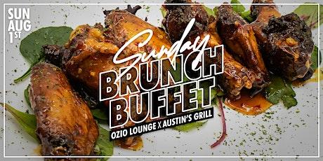 Sunday Brunch Buffet tickets