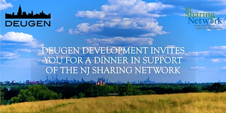 2ND ANNUAL NJ SHARING NETWORK DINNER tickets
