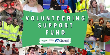 """""""Volunteering Support Fund"""" Information Session with Q&A tickets"""