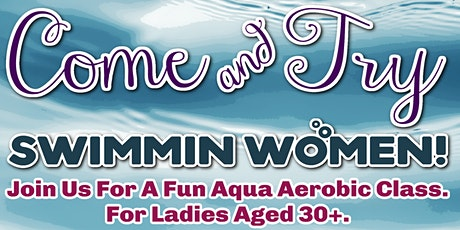 Come and Try Swimmin' Women Session tickets