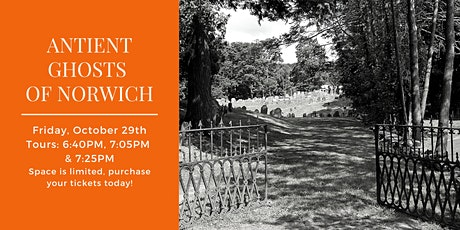 Antient Ghosts of Norwich tickets