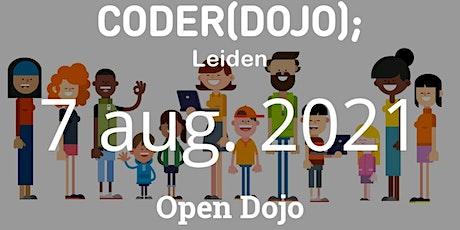 CoderDojo Leiden #76 | Open Dojo tickets