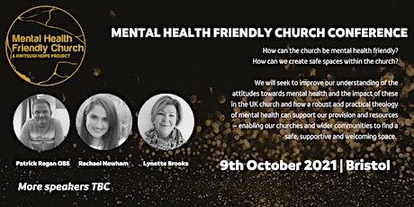 Mental Health Friendly Church Conference | Bristol tickets