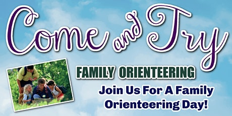Family Orienteering Day tickets