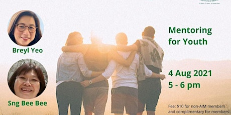 Youth Mentoring - Learning Circle Series tickets
