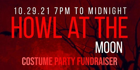 Howl at the Moon Costume Party Fundraiser tickets