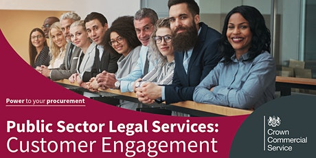 Public Sector Legal Services: Specification Workshop tickets