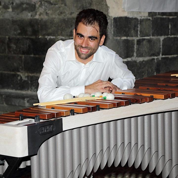 Immagine Virtuoso Mallets: Rosario Gioeni, marimba