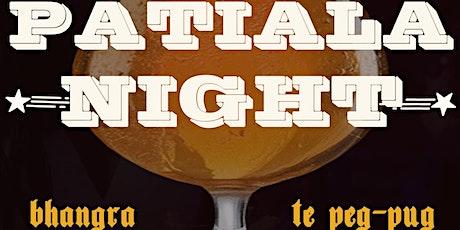 Patiala Night tickets