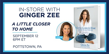 Ginger Zee Book Signing! tickets