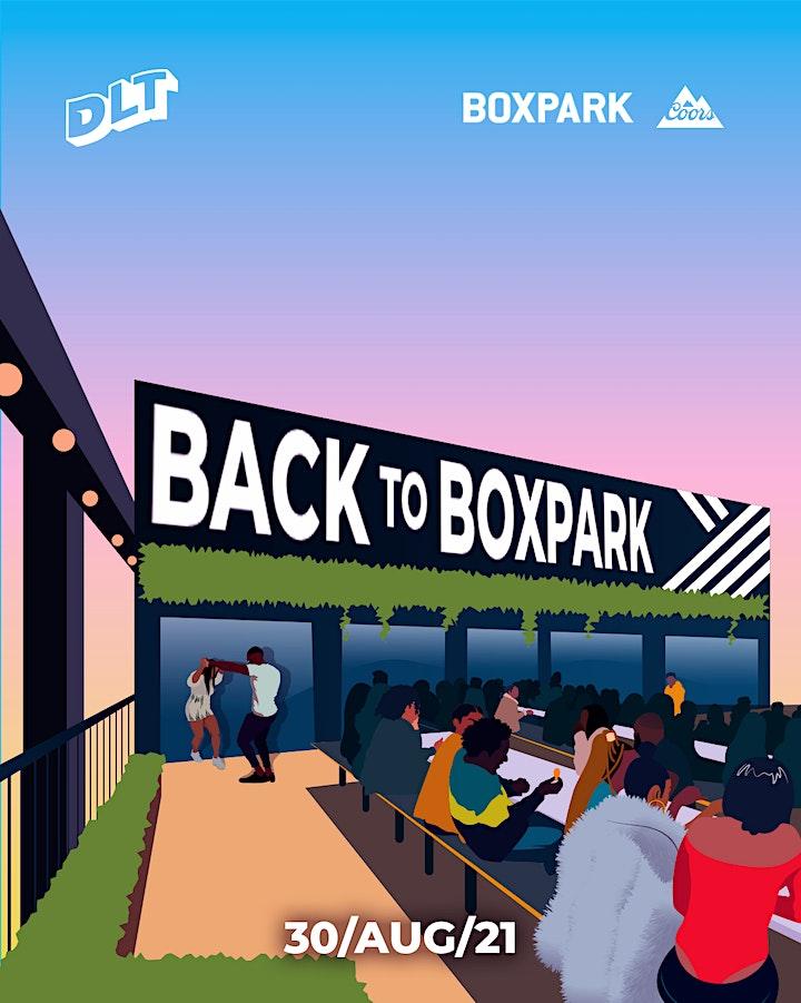 DLT: Back to Boxpark image