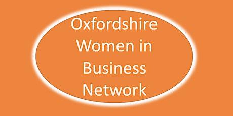 Oxford Women in Business Network tickets