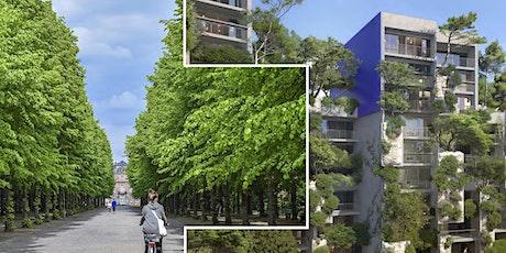 Il ruolo della moderna vivaistica nel verde urbano contemporaneo biglietti