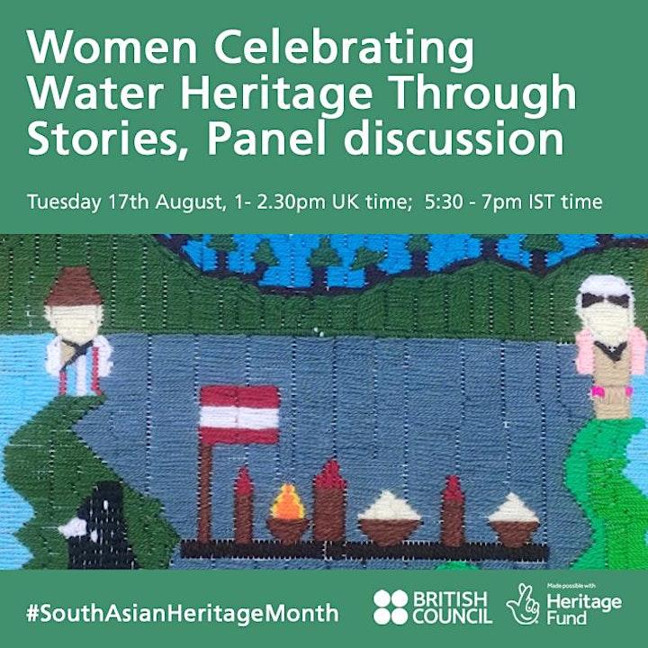 Women Celebrating  Water Heritage Through Stories image