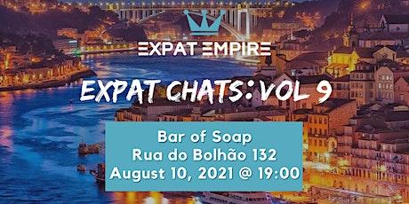 Expat Chats: Vol 9 tickets