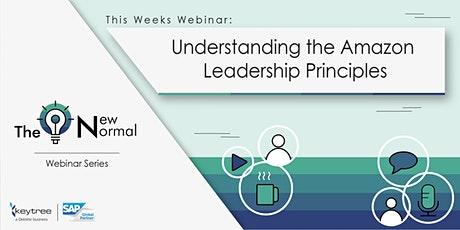 The New Normal: Understanding the Amazon Leadership Principles tickets