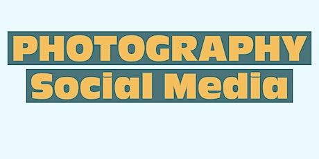 Hey Photographers!  Promote Your Social Media & Portfolio Sites -ShutterObi tickets