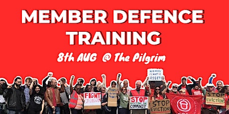 Member Defence Training tickets
