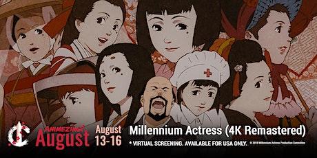 Virtual Animezing!  - Millennium Actress (4K Remastered) tickets