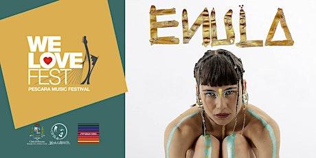 Enula - WE LOVE FEST biglietti