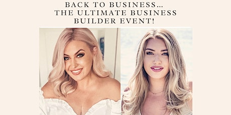 Ultimate Business Builder With Jayne & Emma tickets