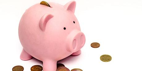 Finance Essentials webinar series  - How to make my cash go further tickets