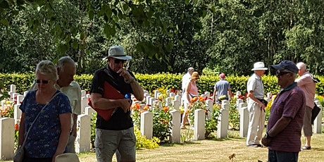 CWGC Tour - Cannock Chase War Cemetery and German Military Cemetery. tickets