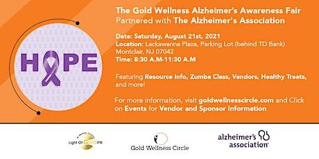 Gold Wellness Alzheimer's Awareness Fair tickets