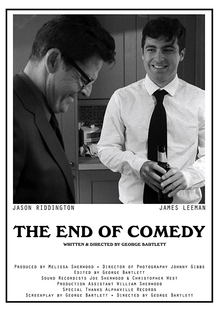 'The End of Comedy' 24-hour screening premiere event image