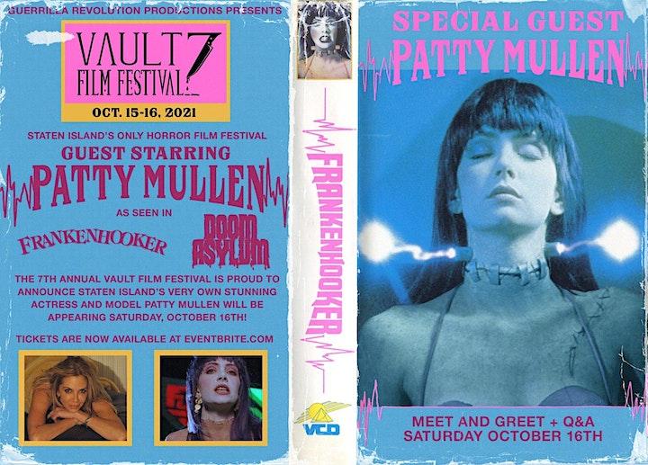 The 7th Annual Vault Film Festival image