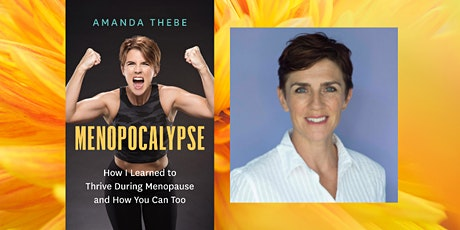 Amanda Thebe - Virtual Author Event tickets
