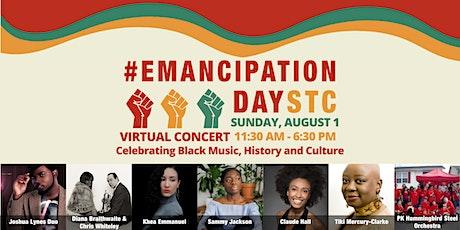 Emancipation Day Virtual Concert tickets