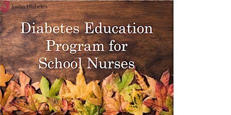 Diabetes Education Program for School Nurses tickets