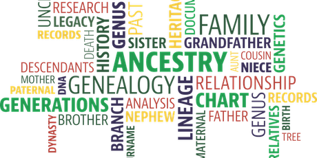 Researching your Family History tickets