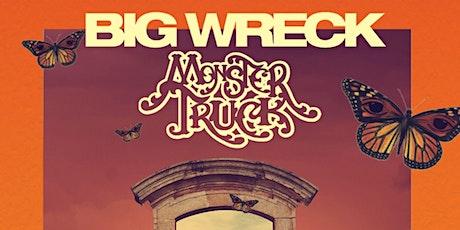 Big Wreck & Monster Truck tickets