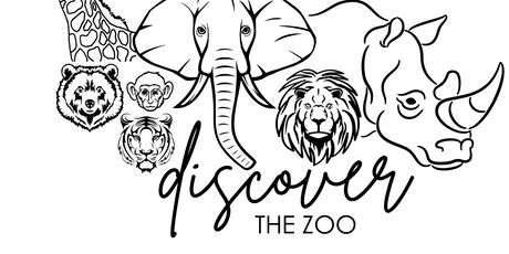 Discover the Zoo 2021 tickets