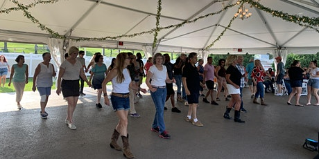 Burgers, Beer & Line Dancing under the Tent /1741 Pub & Grill/Lyman Orchard tickets