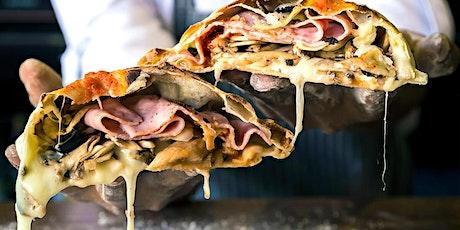 Pizzakurs Stockholm | Vasastan matstudio Den 02 November biljetter