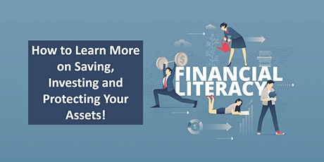 MMM: How to Learn More About Saving, Investing, and Protecting Your Assets tickets