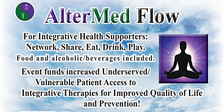 AlterMed Flow (Taste of the Islands for  Mind-Body Health) tickets