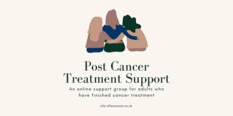 Online Cancer Support Group tickets