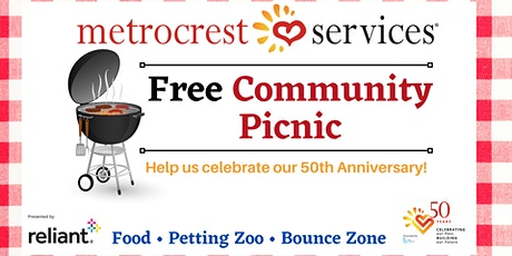 Metrocrest Services Community Picnic tickets