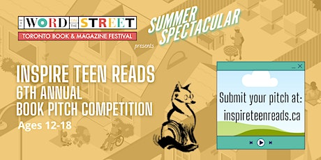 Summer Spectacular: Inspire Teen Reads Competition tickets