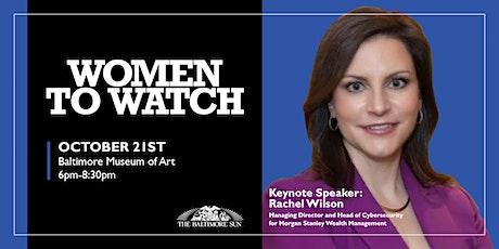 Women to Watch tickets