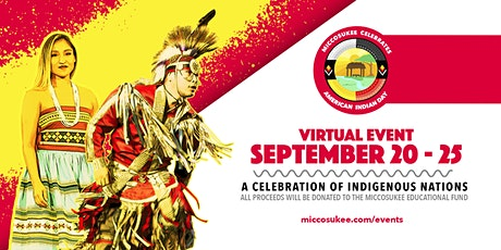 Miccosukee Celebrates American Indian Day, a Virtual Event tickets