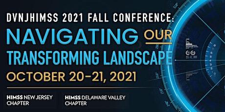 DVNJHIMSS 2021 Virtual Fall Conference tickets