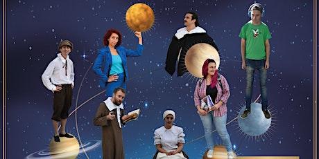 También la pifian - Otra vida de Galileo - Comedia Municipal 2020 entradas