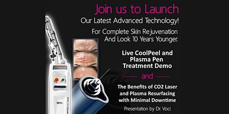 10 Years Younger Skin Rejuvenation Open House Event! tickets
