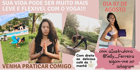 Transforme -Se Praticando  Yoga ! ingressos