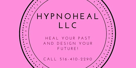 Heal Your Past, Heal Your Life! Online Virtual Group Hypnosis via Zoom tickets